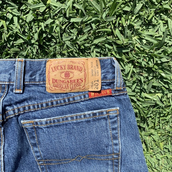 Lucky Brand Denim - LUCKY BRAND🍀DUNGAREES CLASSIC MEDIUM WASH JEANS